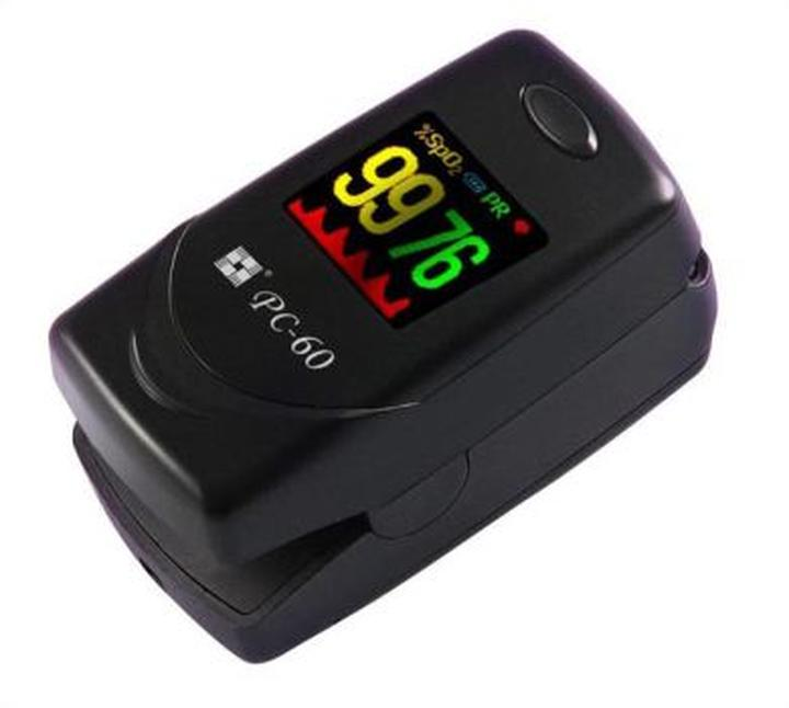 پالس اکسیمتر Creative PC60C | Creative PC60c pulse oximeter